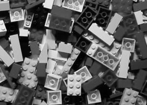 lego rubble