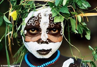 africa tribal people