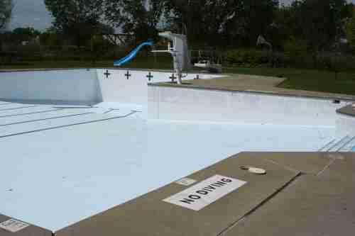 Empty Pool 02s