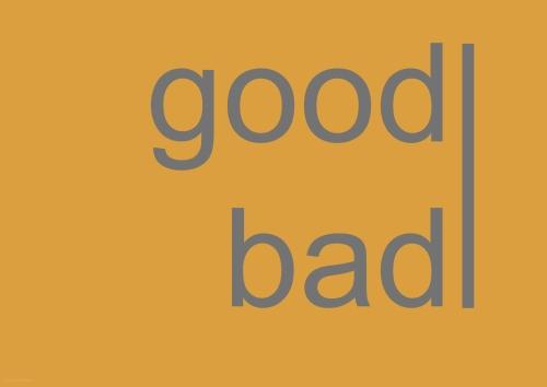 GOOD-BAD-I