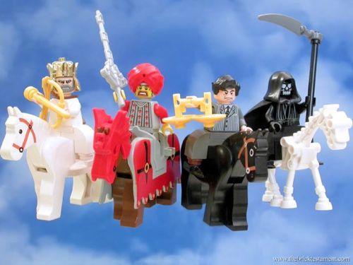 lego horsemen